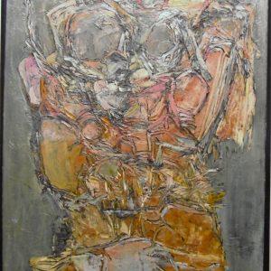"""Roger Gillet """"Composition"""""""