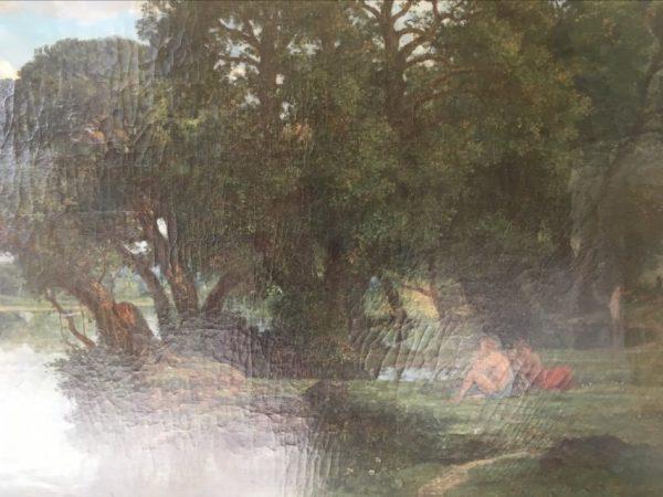 "Louis Cabat - ""Paysage Animé"""